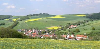 Heimkirchen Ortsansicht
